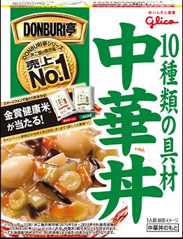 DONBURI亭 中華丼