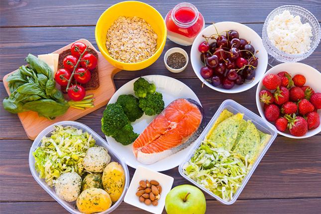 健康的な食事の基本的な献立を覚えよう!健康を守 …
